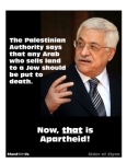 Abbas - death to Arabs who sell land 270x349 270x279