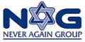 Never Again Group logo