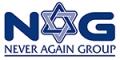 Never Again Group logo