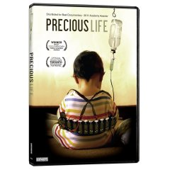 Precious Life movie cover