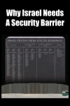 why israel needs a security barrier 270x405