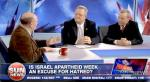 120307 SUN TV, 'Israel Truth Week': Michael Coren-Mark Vandermaas-Stuart Laughton