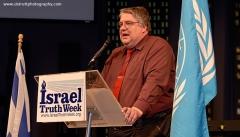 120321 Israel Truth Week Conference, London, ON, Canada: Gary McHale, afternoon keynote speaker