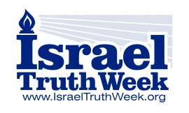 Take a stand with an Israel Truth Week badge on your website! Click logo for details.