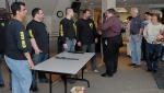 120321 Israel Truth Week Conference, London, ON, Canada: JDL security w/guests