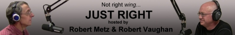 Just Right Media, w/Robert Metz & Robert Vaughan