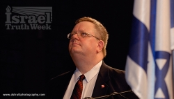 Mark Vandermaas, 2012 Israel Truth Week Conference, London, ON, Canada