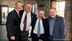 StuartLaughton-MarkVandermaas-RabbiHausman-AlGretzky 120321 IsraelTruthWeek-conf