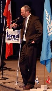 Rabbi Jonathan Hausman 120321 Israel Truth Week Conference, London, ON, Canada