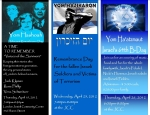 Yoms 2012 flyer. CLICK TO ENLARGE