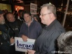121121 Mark Vandermaas w/JDL leader Meir Weinstein (holding Israel Truth Week sign) at rally for Israel, Israel Consulate, Toronto