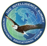 "SPONSOR/PARTNER: The Intelligence Summit - an international forum operated by and for ""top leaders of the intelligence, espionage, counter-terrorism and counter-intelligence agencies from around the free world"""