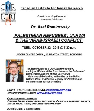 Poster-Romirowsky-Toronto