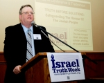 Mark Vandermaas, founder, Israel Truth Week